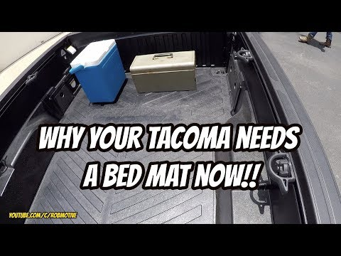 why-your-tacoma-needs-a-bed-mat-now!!