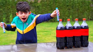 Easy Science Experiment for kids Vlog