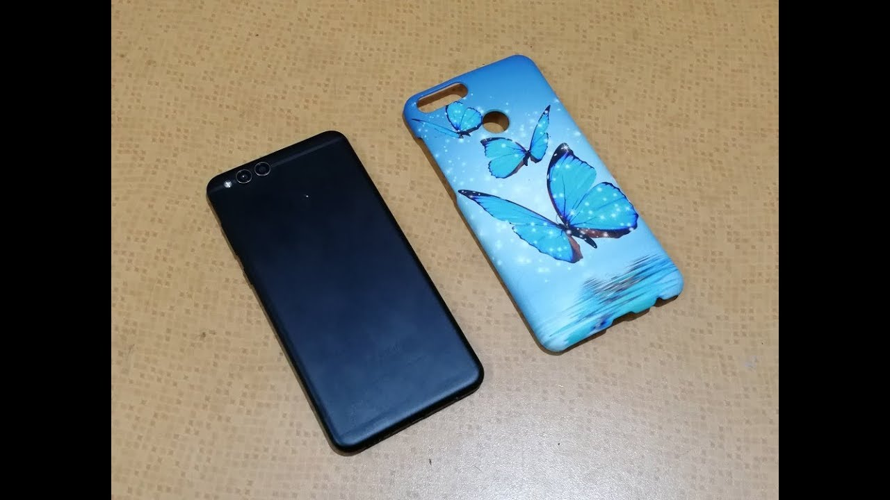 check out e1aa5 eb4f8 Cheap & Best Protective Back case Cover for Honor 7X !