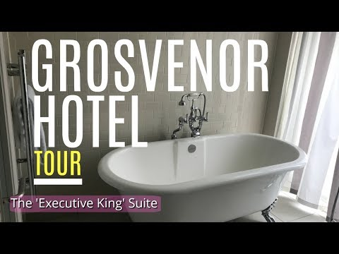 Grosvenor London - Executive King Room Hotel Tour
