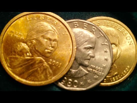 Modern One Dollar Coins - Varieties And Rare Coins To Look For