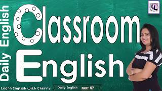 How To Talk In English With Students - Daily English Speaking - PART 57 - Learn English In Hindi