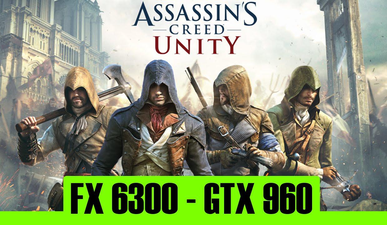 fx 6300 gtx 960 gaming