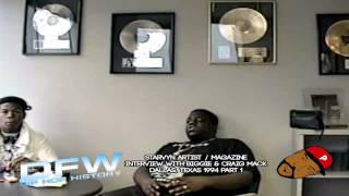 ♒ Throwback Theater 25 Notorious B.I.G. & Craig Mack Interview By Starvyn Artist Magazine 1994