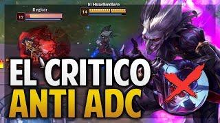 ¡LO MEJOR PARA BORRAR AL ADC! | SHACO ONESHOT BUFF | League of Legends