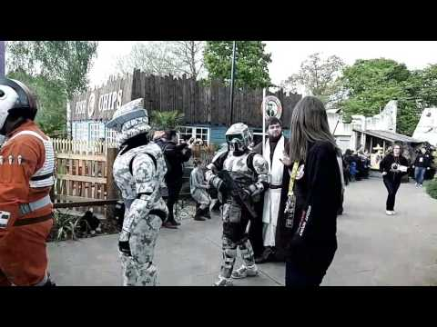 Legoland Star Wars Days 2017, Lego Star Wars Event , Legoland Windsor 2017