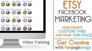 Fanpageology - Facebook Marketing Tips For Etsy Sellers