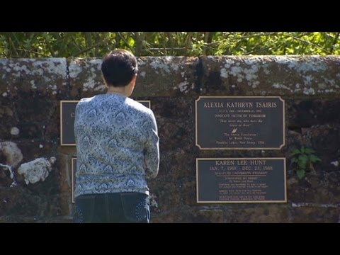 Lockerbie, Scotland still haunted by 1988 bombing