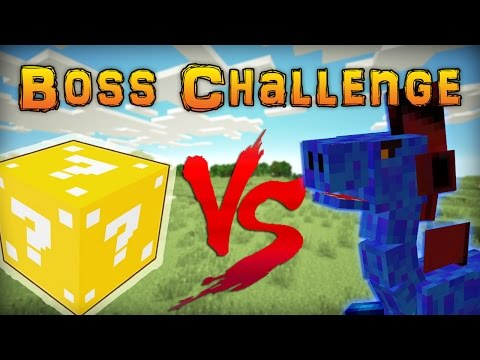 BOSS CHALLENGE | Frigiel & Agentgb VS Water Dragon !