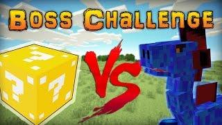 BOSS CHALLENGE   Frigiel & Agentgb VS Water Dragon !