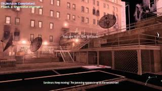 Call of Duty Modern Warfare 3 Graphic Bug First Mission [HD]
