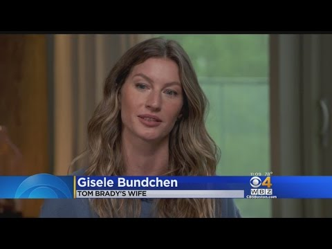 Gisele Bundchen Reveals Tom Brady Suffered Concussions