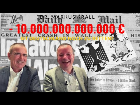 Markus Krall: Ist Deutschland noch zu retten?