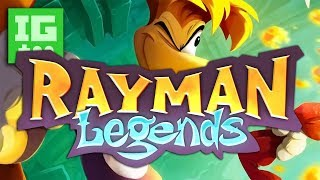 Rayman Legends - Legendary? - IMPLANTgames