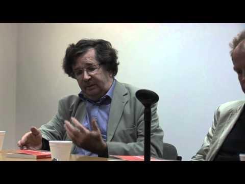 Panel Discussion on 'Jewish Identity Politics' Part 5