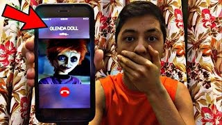 CALLING CHUCKY DAUGHTER GLENDA DOLL *OMG SHE ACTUALLY ANSWERED*