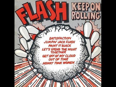 KEEP ON ROLLING - Flash