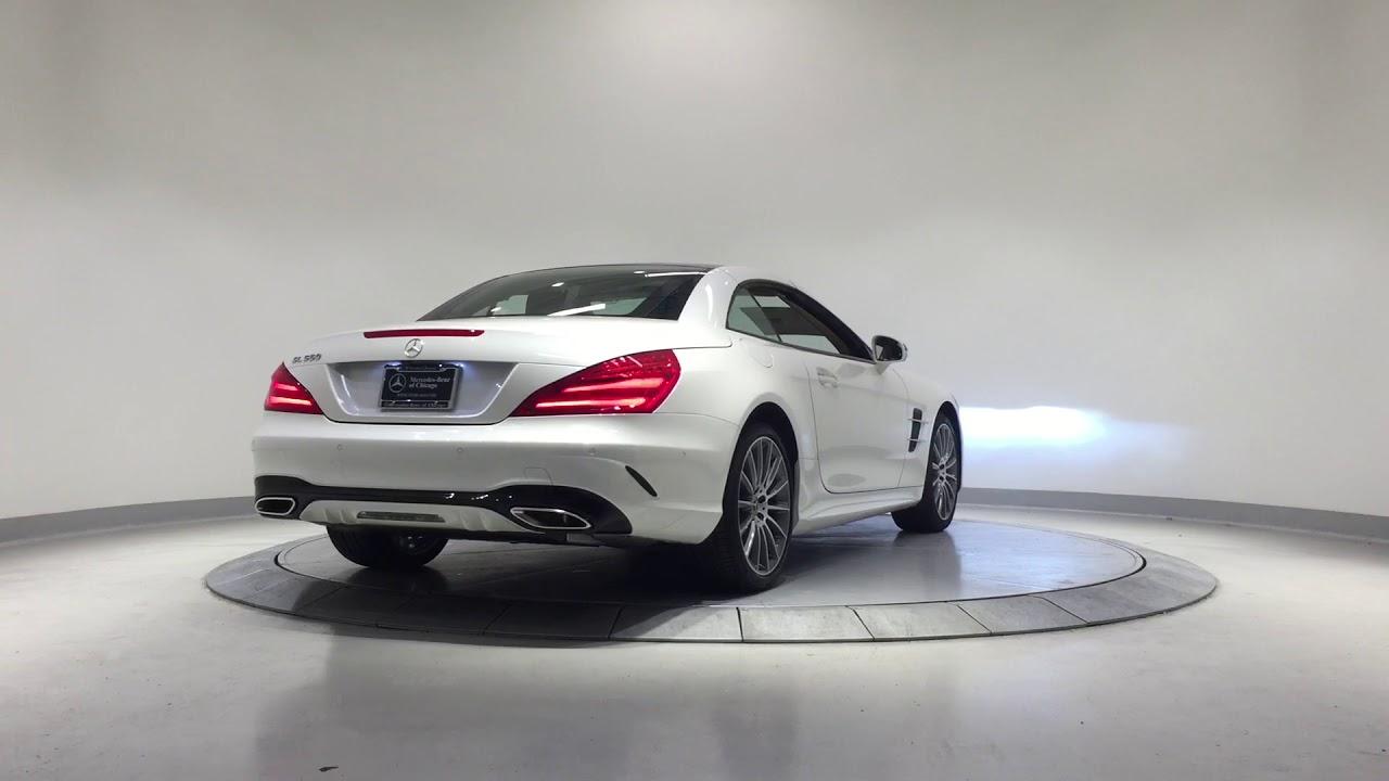 2018 Mercedes Benz Sl550 M17175