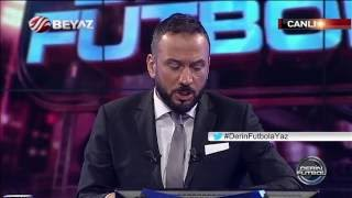(T) Derin Futbol 23 Mart 2015 Tek Parça - Beyaz TV