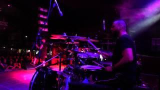 Drum Cam- Flo Mounier - Cryptopsy -White Worms