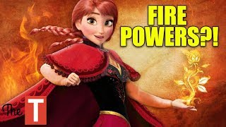 This Is Why Anna Needs Powers In Frozen 2