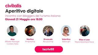 Aperitivo Digitale Civitatis (21/05/2020)