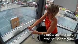 Robotický čistič oken Ecovacs WINBOT (W710) a WINBOT2 (W730)