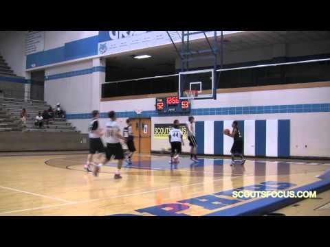 """Team11 #135 Mason Wiggins 6'3"""" 170 Roland High School  2017  OK"""