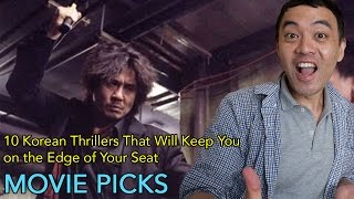 10 Korean Thrillers That Will Keep You on the Edge of Your Seat - Movie Picks
