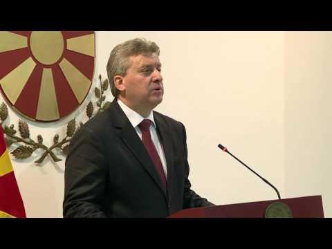 Обраќање на Претседателот Ѓорге Иванов 27.04.2017