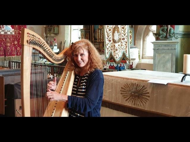 Françoise Cornwell chante pour la chapelle Saint-Tugen à Primelin [Août 2019]