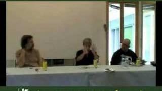 Slavoj Zizek, Judith Butler & Larry Rickels. Psychoanalysis. 2006 2/3