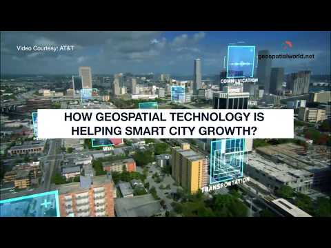 How GIS technology helps in Smart City growth?
