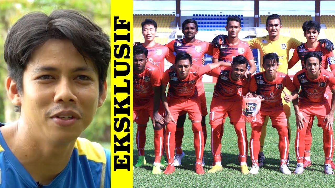 EKSKLUSIF: Karier baru kapten UKM FC Asnan Ahmad