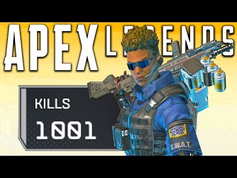 What 1000 Kills Bangalore looks like in Apex Legends