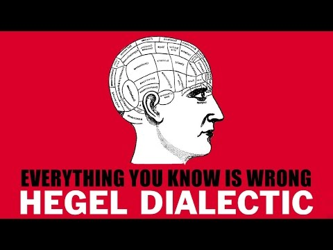 Hegel's Dialectic Explained - Brainwashing the Big Picture