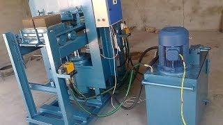 Fly Ash Brick ,interlock Paver Making Machine Electro Hydraulic