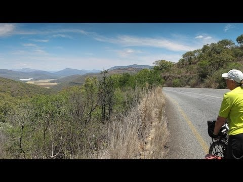 Cycling in South Africa in 2013 - a trip through Swaziland, Mpumalanga and Limpopo