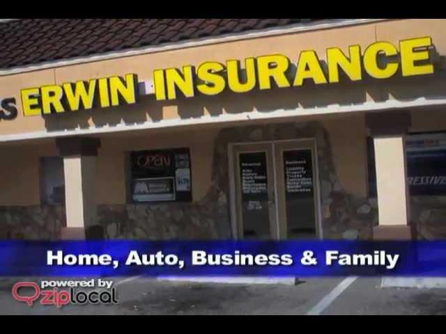 Erwin Insurance Agency - (904) 282-7212