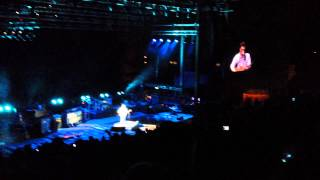 """John Mayer @ Red Rocks, singing """"Stop This Train"""" and Introducing his father"""