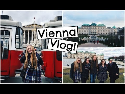48 Hours in Vienna, Austria | Study Abroad Travel Vlog