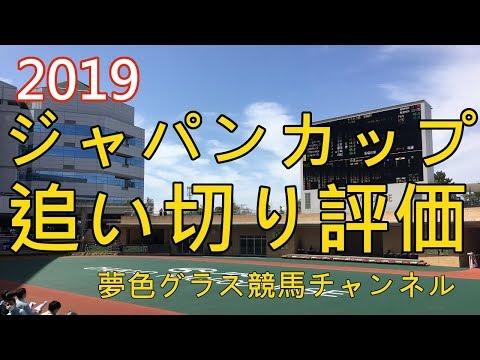 【追い切り評価】2019ジャパンカップ全頭!ワグネリアンはリラックス?闘魂注入した馬やら坂路追い抜群やら難しい。