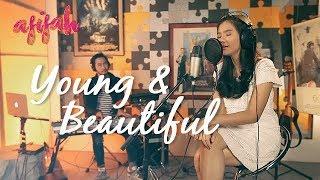 Gambar cover AFIFAH feat JEJE Govinda - YOUNG & BEAUTIFUL (Cover Lana Del Rey)
