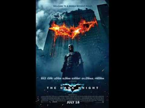 The Dark Knight OST Im Not A Hero