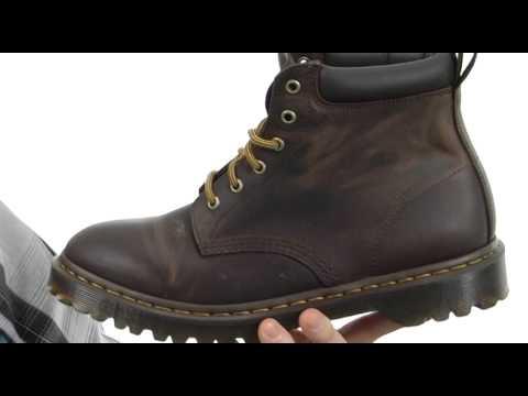 f1321dd3d9 Dr. Martens 939 6-Eye Padded Collar Boot SKU:#8178128