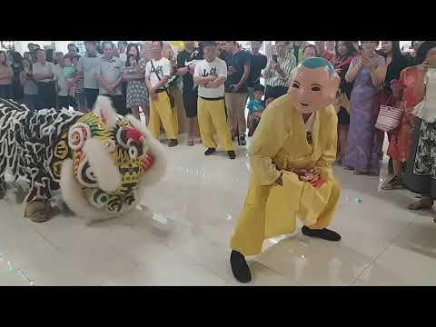 Singapore Hok San Association Cai Qing Performances on 30/12/18
