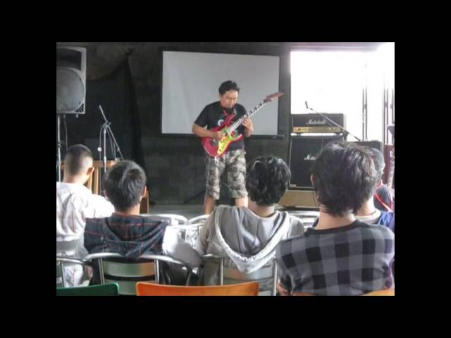 God Loves Me (My Original Song) Live at Retro House Semarang.avi Travel Video