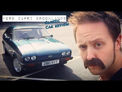 Ford Capri 280 Brooklands car review
