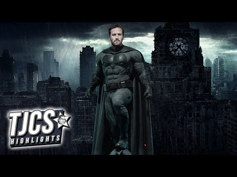 Reports Say Armie Hammer Is The New Batman