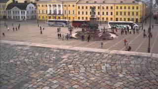 Экскурсия по Хельсинки(Экскурсия по Хельсинки. 2013 год. Тур на автобусе по Скандинавии. Слайд шоу. Гимн Финляндии. А здесь - http://vk.com/clu..., 2015-07-30T23:44:23.000Z)